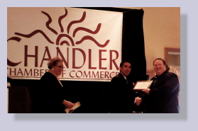 Mark Chandler Chamber