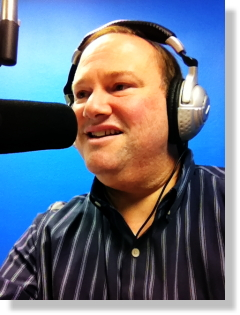 NBC 1260 Executive Producer Mark Shander on-the-air